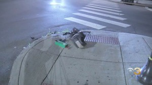 Woman On Scooter Seriously Injured After Struck By Car In Spring Garden