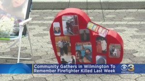 Friends, Family Gathered In Wilmington To Remember Fallen First-Responder Cecilia Escobar Duplan