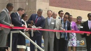 Camden Holds Ribbon-Cutting Ceremony For New High School Campus