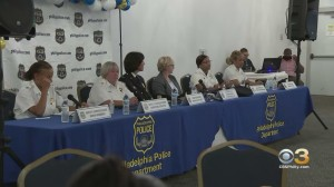 Philadelphia Police Department Hosts Discussion Panel On Women's Equality Day