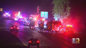Car Crash On Route 42 In Gloucester Township, New Jersey Leaves 1 Dead