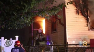 Woman Killed In 3-Alarm House Fire In Prospect Park