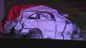 1 Killed After Car, Tractor-Trailer Collide On Route 130 In Cinnaminson Township
