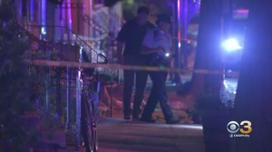 3 Hurt In Shooting In Washington Square West Following Barrage Of Bullets Spanning Nearly A Block
