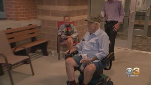 Paul Gidaly 96-Year-Old Holocaust Survivor Heads Home To Canada After Years Of Living In Philadelphia