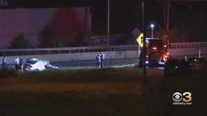 1 Person Dead, 1 Person Rushed To Hospital In Deadly Crash In Whitehall Township