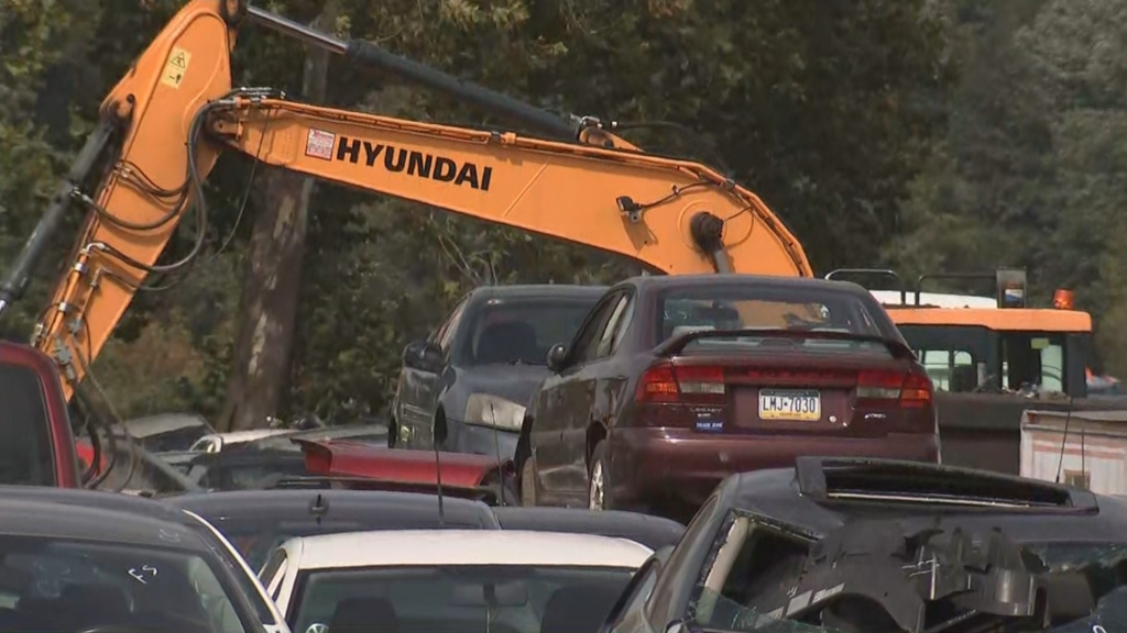 Cars Towed, Scrapped In Wilmington Leads To Federal Lawsuit