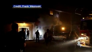 Apartment Fire In Norwood Leaves Several People Injured