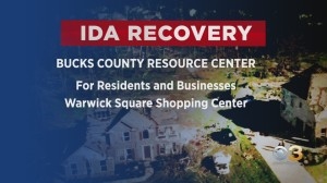 Resource Center Opens In Bucks County For Residents, Businesses Affected By Ida