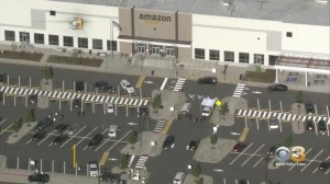 New Jersey Amazon Warehouse Evacuated After Bomb Threat