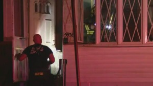Firefighters Quickly Get Fire Under Control In West Philadelphia