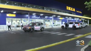 Man Shot In Parking Lot Of IKEA Store In South Philadelphia, Police Say