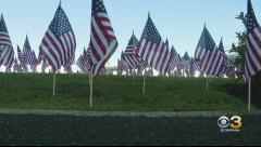 Camden, American Water Puts On Powerful Display Of Flag Memorial Tribute To Remember Those Lost On 9/11
