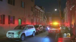 Firefighter, 3 Residents Injured In Rowhouse Fire In Manayunk