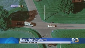 Pennsylvania State Trooper Struck by Vehicle While Directing Traffic In East Nottingham Township