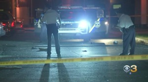 Police: Man Killed, Woman Injured By Stray Bullet In South Philadelphia Shooting