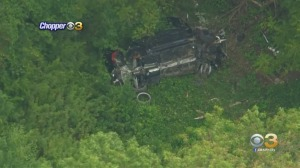 Car Crashes in Wilmington Near Route 48 And Hercules Road G