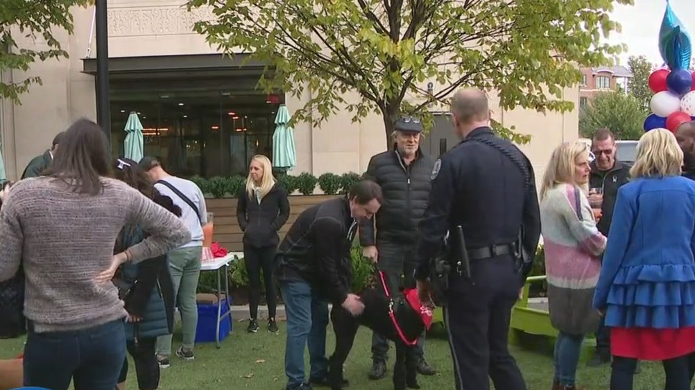 Lower Merion Police Help Dog Walkers Become More Aware, Alert While On Walks