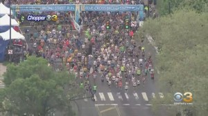 Broad Street Run Participants Excited For 'In-Person Experience' After It Was Canceled Due To Pandemic