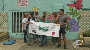 Philadelphia's George W. Sharswood School Gets A 'Green Makeover'