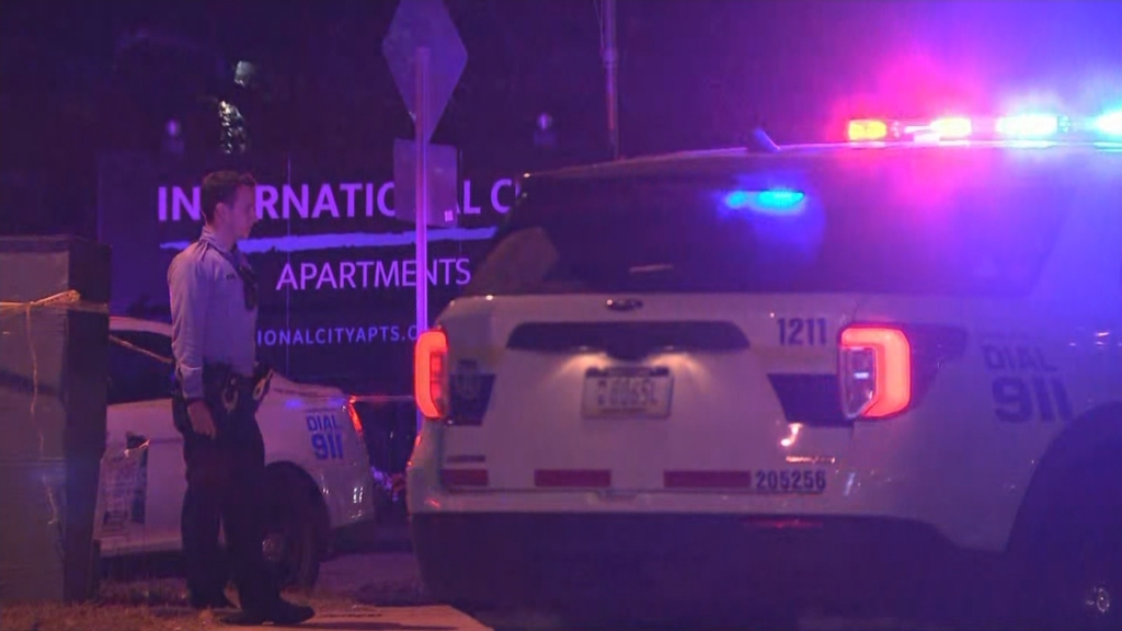 Double Shooting In Eastwick Kills 25-Year-Old Man, Wounds Pregnant Woman: Police