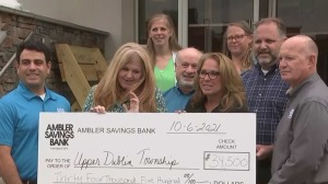 Businesses In Ambler Donate Thousands Of Dollars To Help Victims Affected By Ida's Aftermath