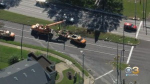 COMMUTER ALERT: Outer Lanes Of SB Roosevelt Boulevard Closed At 7th Street, Expect Delays
