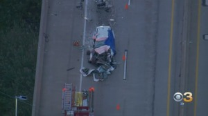 All Lanes Reopened After Fatal Crash On Pennsylvania Turnpike In Bristol