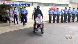 Philadelphia Police Officer Arcenio Perez Released From Hospital After Being Shot During Gun Battle With Suspect In Deadly Jefferson University Hospital Shooting