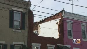 Minor Injuries Reported After Second Floor Of House Collapses In South Philadelphia